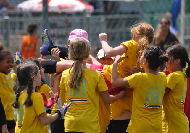 LupoLeo Award 2020 – kick for girls in letzter Runde
